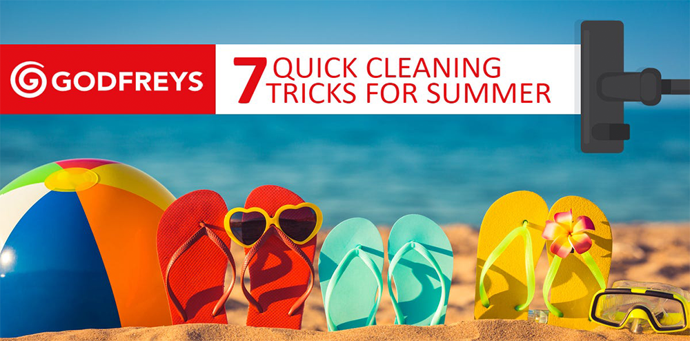 Summer Cleaning Guide