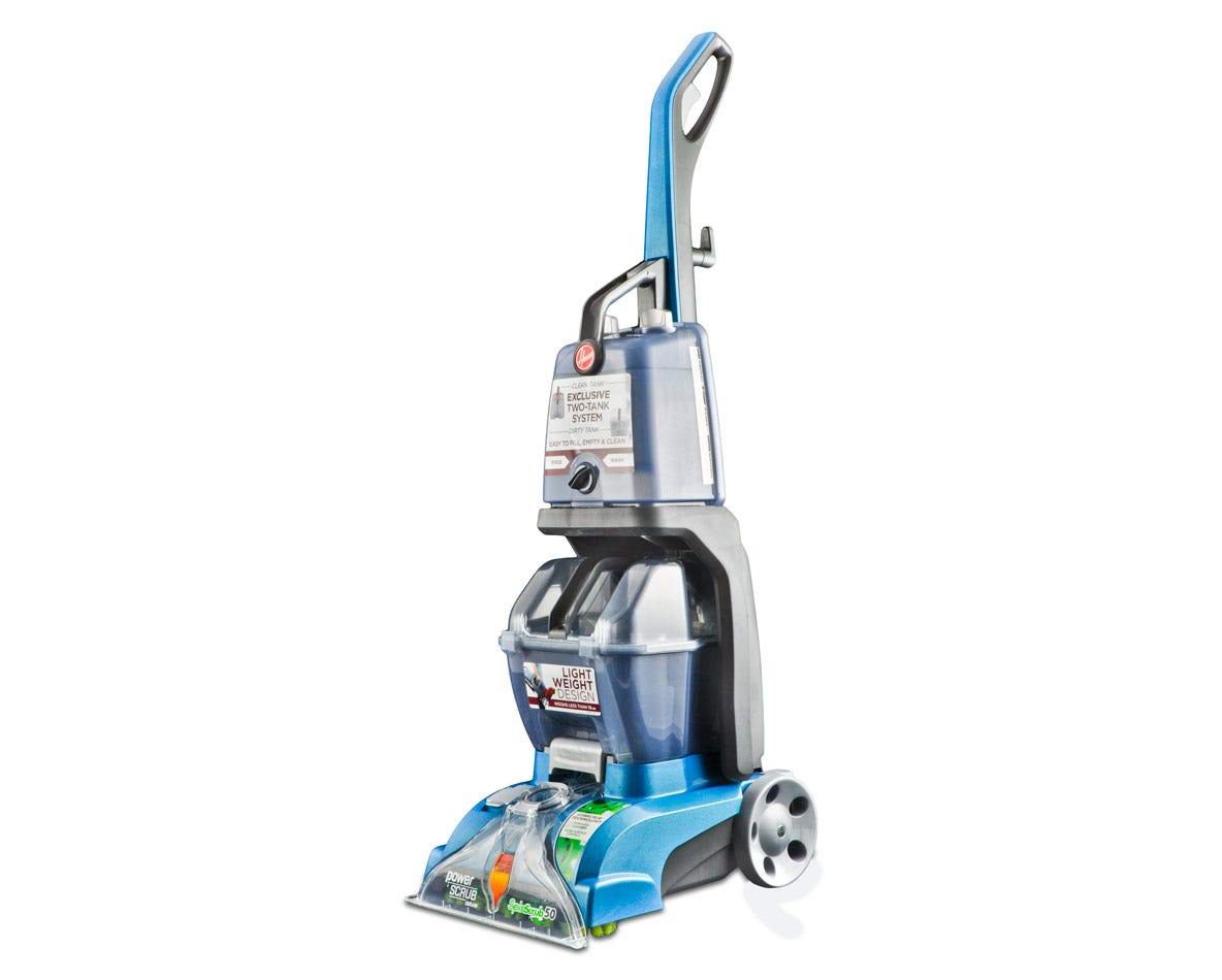 Hoover Gladiator Twin Tank Carpet Shampooer