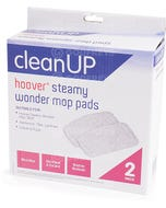 Hoover Steamy Wonder Steam Mop Pads 2PK  - Godfreys