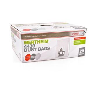 Clean Up Wertheim W4430 Vacuum Bags 20pk