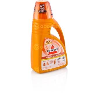 Bissell Natural Orange Shampoo Solution