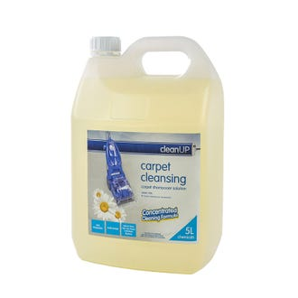 CleanUp 5L Carpet Cleansing Shampoo Solution
