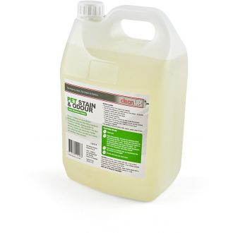 CleanUp Pet Stain & Odour Shampoo 5L  - Godfreys