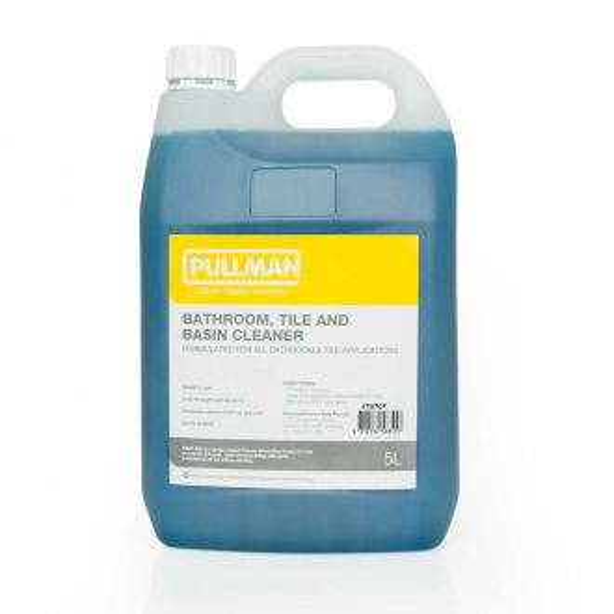 Pullman Bath Tile and Basin Cleaner 5L  - Godfreys