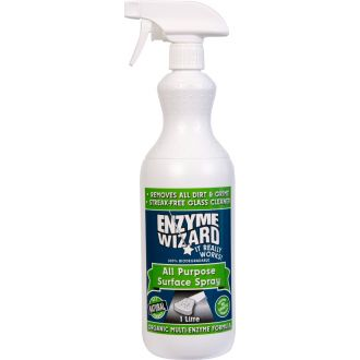 Enzyme Wizard All-Purpose Surface Spray - 1L  - Godfreys