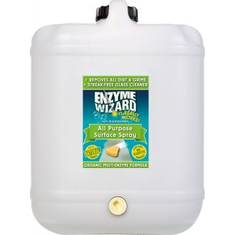 Enzyme Wizard All-Purpose Surface Spray - 20L  - Godfreys