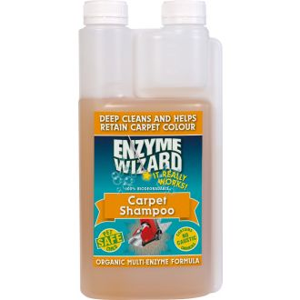 Enzyme Wizard Carpet & Upholstery Cleaner - 1L Twin  - Godfreys