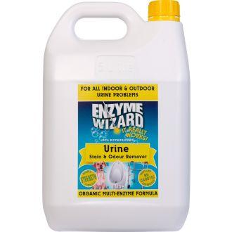 Enzyme Wizard Urine Stain & Odour Remover - 5L  - Godfreys