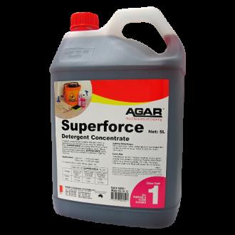 Agar Superforce 5L Detergent Concentrate