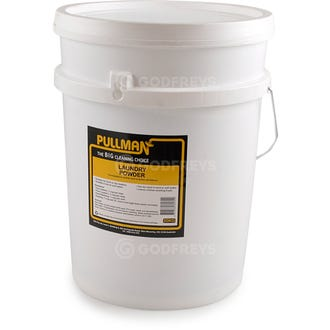 Pullman 20kg Laundry Powder Bucket  - Godfreys