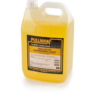 Pullman High Active Dishwashing Liquid 5L  - Godfreys