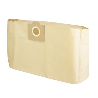 Work Hero 30L Wet and Dry Dust Bags 5pk  - Godfreys