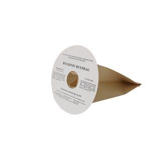 Paper Backpack 5pk Vacuum Bags for Cleantech, Polivac, Kerrick  - Godfreys