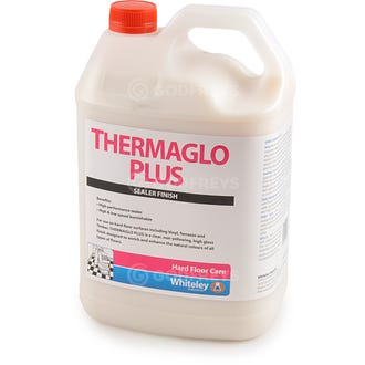 Whiteley 5L Thermaglo Plus Cleaning Chemical  - Godfreys