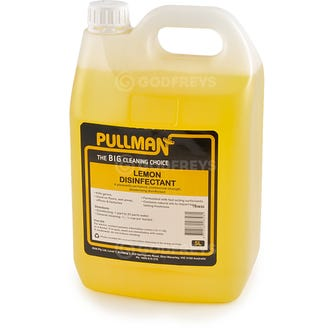 Pullman Lemon Disinfectant 5L  - Godfreys