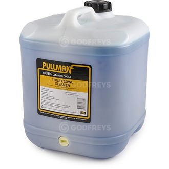 Pullman Toilet Bowl Cleaner 20L  - Godfreys