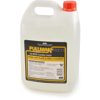 Pullman Oven Hotplate & Grill Cleaner 5L  - Godfreys