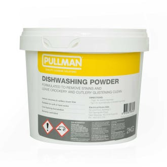 Pullman Machine Dishwashing Powder 2kg  - Godfreys