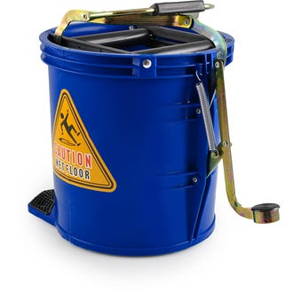 Pullman Bucket  Heavy Duty (16L)  Blue  - Godfreys