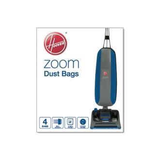 Hoover Zoom Vacuum Bags 4pk  - Godfreys