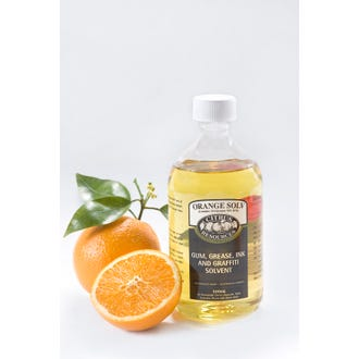 Oates Orange Solv 500ml Degres Citrus Res Natural Spotter  - Godfreys