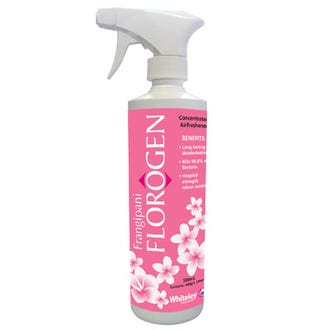 Whiteley Frangipani Florogen 500ml  - Godfreys