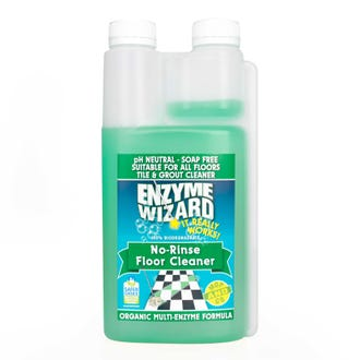 Enzyme No Rinse 1L Twin Floor Cleaner  - Godfreys