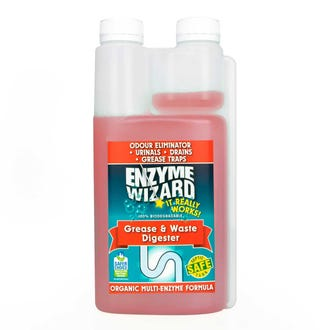 Enzyme Grease & Waste Twin 1L Digestor  - Godfreys