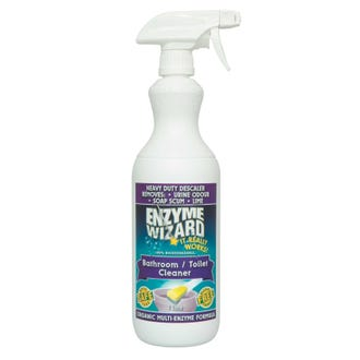 Enzyme Bathroom/Toilet 1L Cleaner Organic  - Godfreys