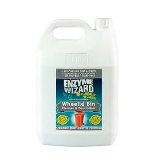 Enzyme Wheelie Bin Cleaner 5L Cleaner & Deodoriser  - Godfreys
