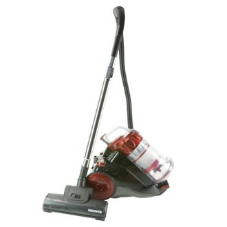 Hoover Conqueror Bagless Vacuum Cleaner  - Godfreys