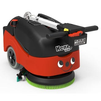 Henry Cordless Floor Scrubber Dryer  - Godfreys