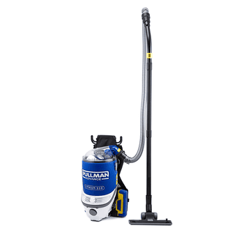 Pullman Advance PL950 Lithium Cordless Backpack Vacuum Cleaner  - Godfreys