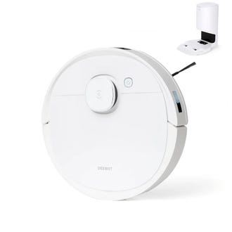 Ecovacs DEEBOT T9+ Robot Vacuum Cleaner with Auto Empty Station  - Godfreys
