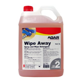 Agar Wipe Away 5L