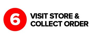 Click & Collect Step 6 - Collect Order