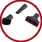 Full Hoover accessory kit