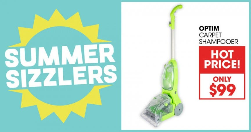 Summer Sizzlers 2019