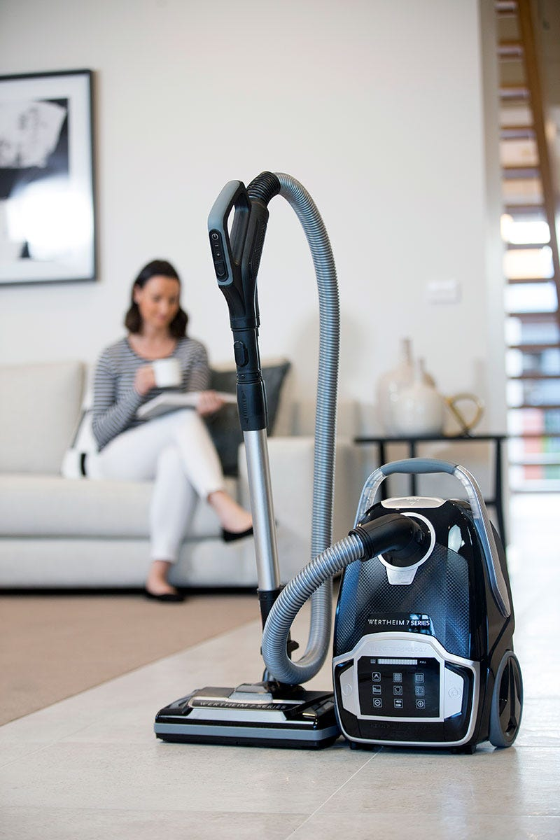 A well-maintained vacuum cleaner