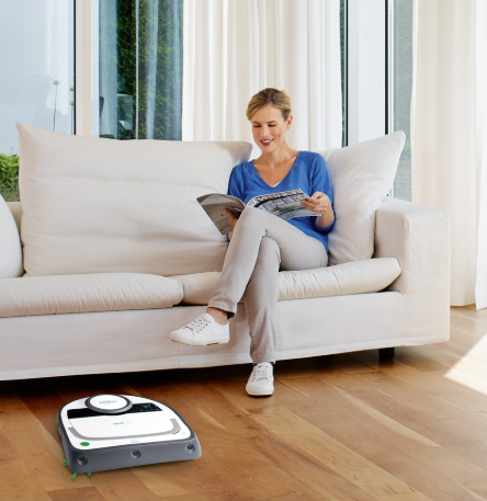 Premium vacuum with user-friendly features