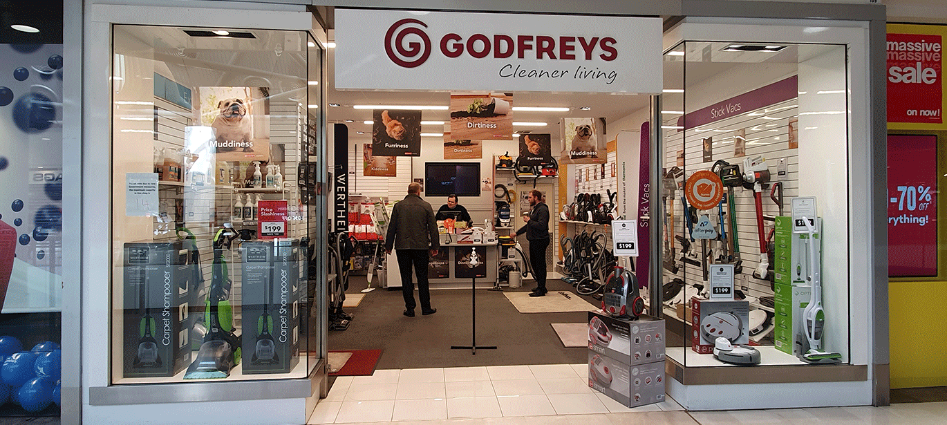 Franchising with Godfreys