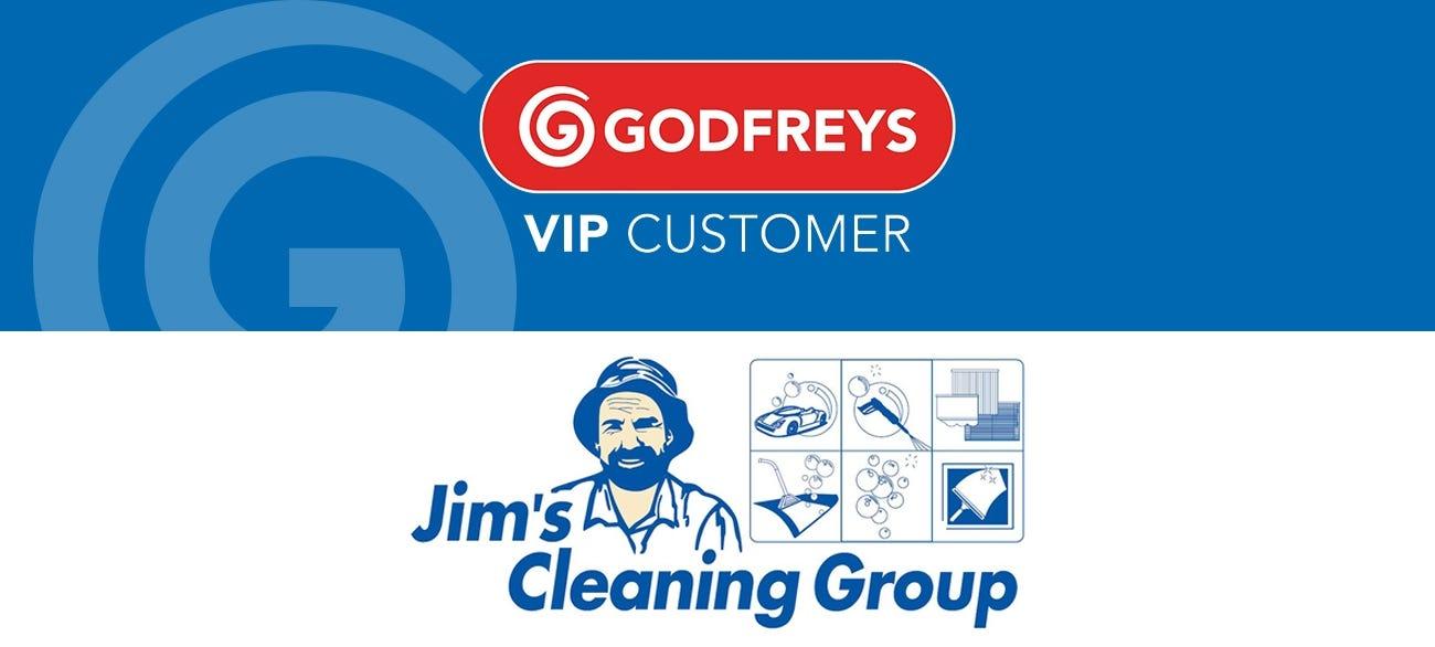 Jim's Cleaning VIP Customer