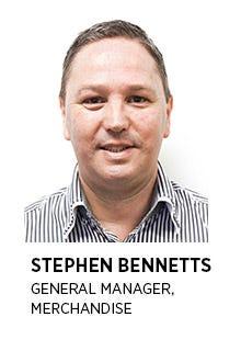 Stephen Bennetts